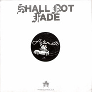 Front View : Earth Boys - AUTOMATIC EP - Shall Not Fade / SNFCC004