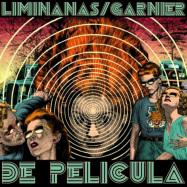 Front View : The Liminanas / Laurent Garnier - DE PELICULA (2LP, PRINTED INNERSLEEVE) - Because Music / BEC5676892