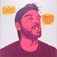 Front View : Detest - GLAMOROUS COOL KIDZ STUFF (BLUE 2LP + CD + MP3) - PRSPCT Recordings / PRSPCT255
