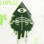 Front View : Lopazz / Pleinsoleil (aka Chloe + Krikor) - BY INVITATION ONLY PART III - Resopal Red / RSPRED028