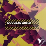 Front View : Douglas Greed - 3 TIMES IS A CHARME EP - Dekadent / dkdnt016