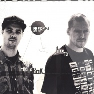 Front View : Desto / Tes La Rok - ICE COLD / TRICKY TING - Noppa Records / NOPPA007