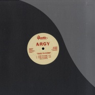 Front View : ARGY - DAZE TO COME TO DIFFERENCE - Versatile / VER072