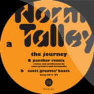 Front View : Norm Talley - THE JOURNEY (PANTHER SCOTT GROOVES RMX / SG BEATS) - Third Ear / 3eep201102