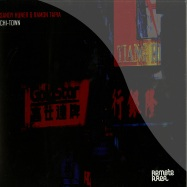 Front View : Sandy Huner & Ramon Tapia - CHI-TOWN - Remote Area / remote035
