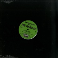 Front View : Johannes Albert - The H.A.N.S. EP - Frank Music / FM120046