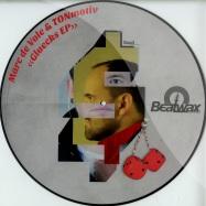 Front View : Marc De Vole & Tonmotiv - GLUECKS EP (PICTURE VINYL) - Beatwax / BW008