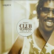Front View : Various Artists - LIQUID V CLUB SESSIONS VOL 5 EP (2X12) - Liquid V / lv035