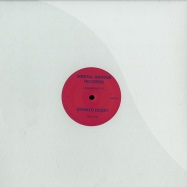 Front View : Donato Dozzy - DIMENSIONS EP (D&M REMASTER) - Mental Groove / MG101
