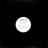 Front View : RT Sound Factor (Ron Trent) - 7TH HEAVEN - TRIBUTE TO THE ENERGY OF FRANKIE KNUCKLES (WHITE VINYL) - Electric Blue / EB004