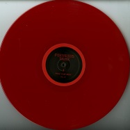 Front View : Various Artists - MOOG YOUR BODY VOL.3 (RED COLOURED VINYL) - Polybius Trax / PT003