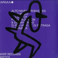 Front View : Various Artists - CARGAA 2 (12 INCH + MP3) - Warp Records / Wap379