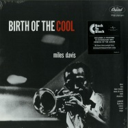 Front View : Miles Davis - BIRTH OF THE COOL (180G LP + MP3) - Universal / 4797297