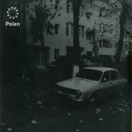 Front View : Andu Simion - BRAINHACK EP (180G) - Polen / POL008