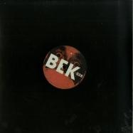 Front View : Gary Beck - STUPID ADVERT EP - Bek Audio / BEK028