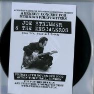 Front View : Joe Strummer & The Mescaleros - LIVE AT ACTON TOWN HALL, LONDON 2002 (LTD 2X12 LP) - Hellcat / 973311