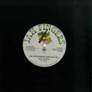 Front View : Barry Brown - ITAL ROCK (7 INCH) - Jah Fingers / JFR701