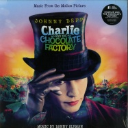 Front View : Danny Elfman - CHARLIE AND THE CHOCOLATE FACTORY O.S.T. (WHITE 2X12 LP) - Silva Screen Records / SILLP1317 / 00112163
