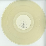 Front View : Geffen - ULTIMA WEAPON EP (CLEAR VINYL) - Rawax / Rawax023