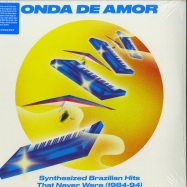 Front View : Various Artists - ONDA DE AMOR: SYNTHESIZED BRAZILIAN HITS THAT NEVER WERE (1984-94) (2X12 LP) - Soundway  / SNDWLP125 / 162461