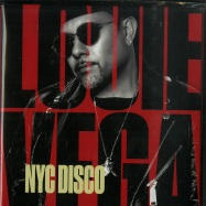 Front View : Various Artists (compiled by Louie Vega) - NYC DISCO (2XCD, UNMIXED) - Nervous / NER24000 / 8286792