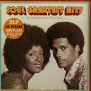 Front View : Various Artists - SOUL GREATEST HITS (2LP) - Wagram / 165951