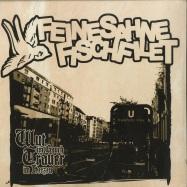 Front View : Feine Sahne Fischfilet - WUT IM BAUCH, TRAUER IM HERZEN (LP) - Audiolith / AL160 / 2423992