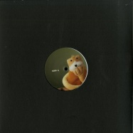 Front View : Mr. Oizo - RYTHME PLAT (STANDARD COVER) - Because / BEC5543906