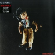 Front View : Peter Perrett - HUMANWORLD (LTD BLUE 180G LP + MP3) - Domino / WIGLP446X