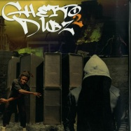 Front View : Various Artists - GHETTO DUBZ VOL.2 (2X12 INCH) - Ghetto Dubz / DUBZ002V