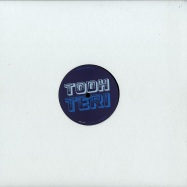 Front View : Todh Teri - DEEP IN INDIA VOL.5 (LIMITED,VINYL ONLY) - Todh Teri / TODH005