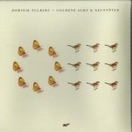 Front View : Dominik Eulberg - GOLDENE ACHT & NEUNTOETER - !K7 Records / K7380EP