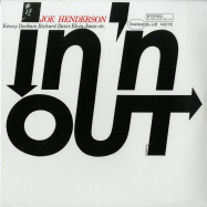 Front View : Joe Henderson - IN N OUT (180G LP) - Blue Note / ST-84166 / 0802773