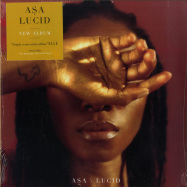 Front View : Asa - LUCID (2LP) - Wagram / 3368946 / 05181731