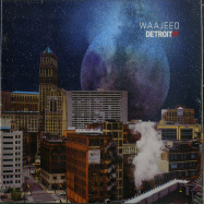 Front View : Waajeed - DETROIT LOVE 3 (CD) - Planet E / PEDL3CD / 05182342