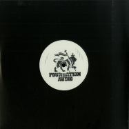 Front View : Sibla & Teffa - BOBBY / I WONDER WHY (10 INCH) - Foundation Audio / FAVX003
