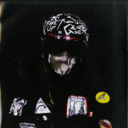 Front View : Galaxian - SELF/NOSELF I / PATH OF DEVIATION - Breakin Records / BRK64