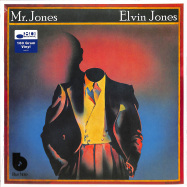Front View : Elvin Jones - MR. JONES (180G LP) - Blue Note / 0845470