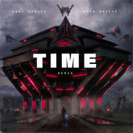 Front View : Hans Zimmer X Alan Walker - TIME (LTD 180G VINYL) - Sony Classical / 19439736327