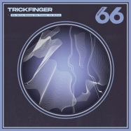 Front View : Trickfinger - SHE SMILES BECAUSE SHE PRESSES THE BUTTON (CD) - Avenue 66 / Ave66-09CD