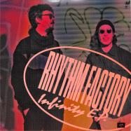 Front View : Rhythm Factory - INFINITY EP - La Pena / LAP025