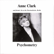Front View : Anne Clark and Friends - PSYCHOMETRY - LIVE AT THE PASSIONSKIRCHE BERLIN (2LP) - FDA , Anne Clark / AC0003-V