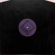Front View : Crackazat - ALFA EP (RICK WADE REMIX) (180G, STANDARD COVER) - Heist Recordings / HEIST051