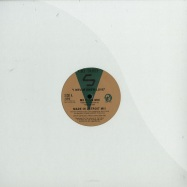 Front View : Chez Damier - I NEVER KNEW LOVE (MK / CARL CRAIG REMIXES) (REISSUE) - KMS Records / KMS048