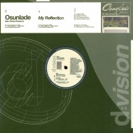 Front View : Osunlade Feat. Divine Essence - MY REFLECTION - D:vision / dvsr019