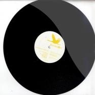 Front View : Afrilounge & Der Thal - SUPAFREAK EP - Flug von Welt / FVW002