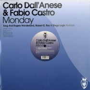 Front View : Carlo Dall Anese & Fabio Castro - MONDAY - Vendetta / VENMX1040