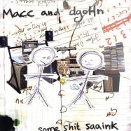 Front View : Macc & Dgohn - SOME SHIT SAAINK (2X12 INCH) - Subtle Audio / subtle003ep