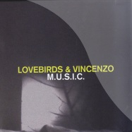 Front View : Lovebirds & Vincenzo - M.U.S.I.C. - Teardrops / TD003