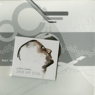 Front View : Joseph Capriati / Cari Lekebusch / Fergie - SAVE MY SOUL REMIX - INCLUDING FULL LENGTH CD - Analytic Trail / ANTRMX003.1